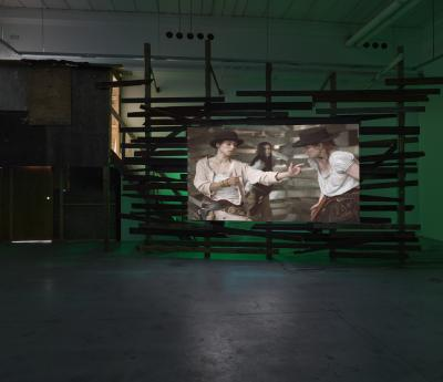 Joachim Koester  The Place of Dead Roads, 2013