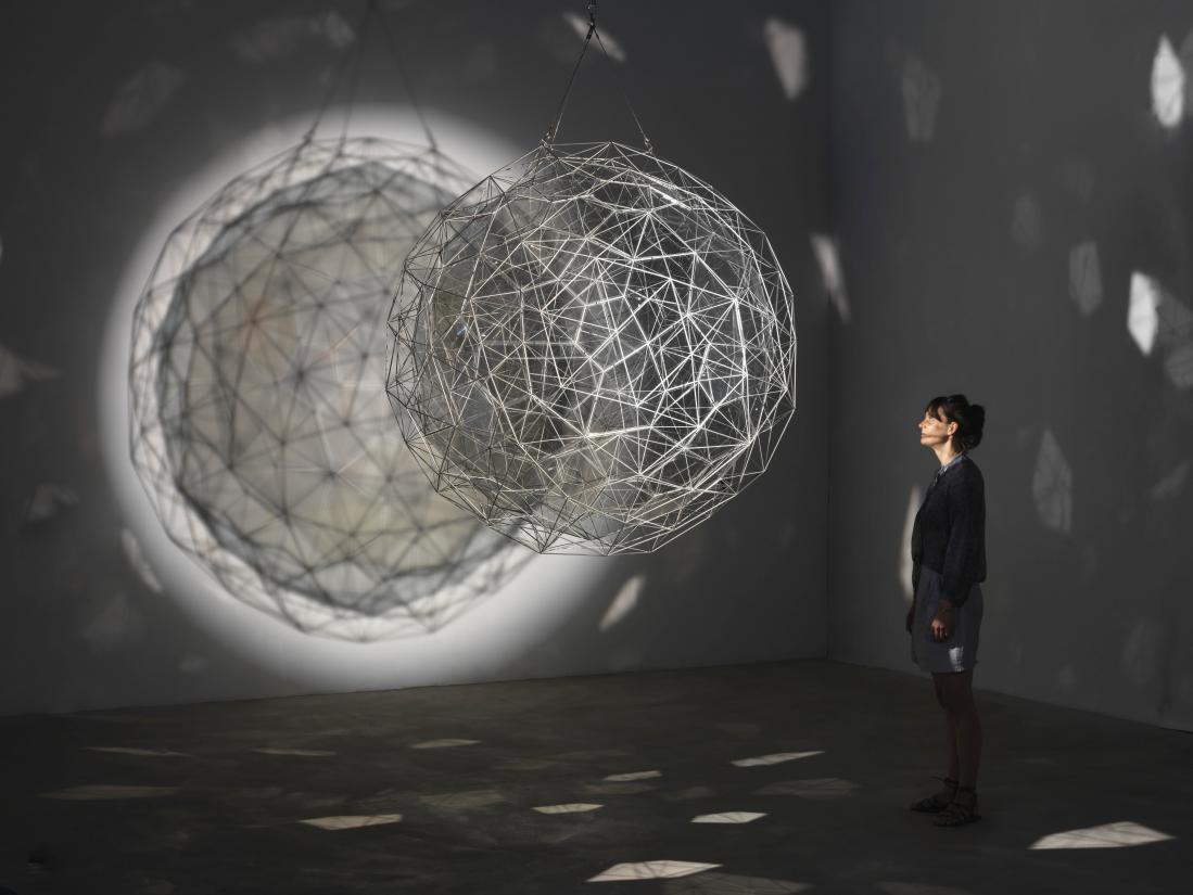 Olafur Eliasson Stardust particle eng
