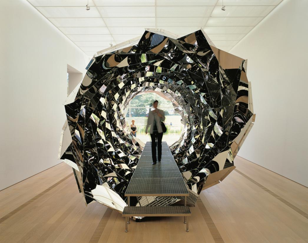 Olafur Eliasson Your spiral view eng