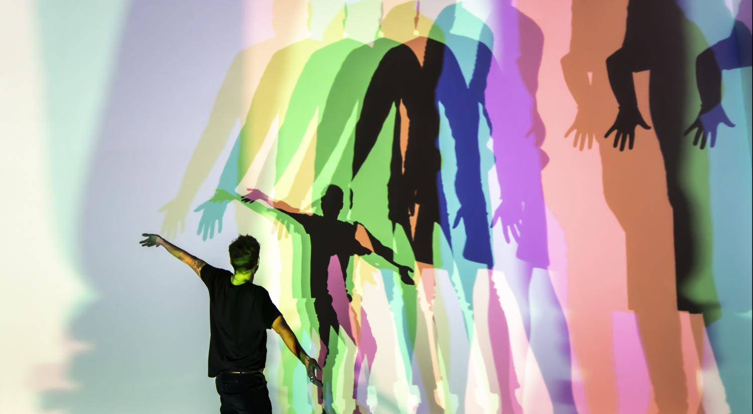 Olafur Eliasson Tate Your uncertain shadow